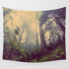 Surrender to the Wild Wall Tapestry