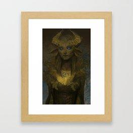Panshee Framed Art Print