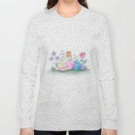For Alydia Long Sleeve T-shirt