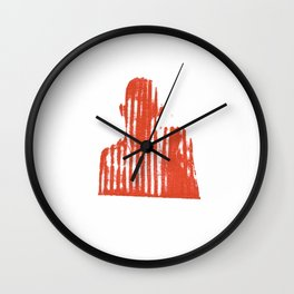 Pyrotechnics II Wall Clock