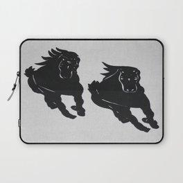 Wild Horses - Screenprint - Wild Veda Laptop Sleeve