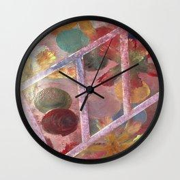 Sharona Sunset Wall Clock