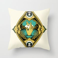 ANCIENT RELIC Throw Pillow