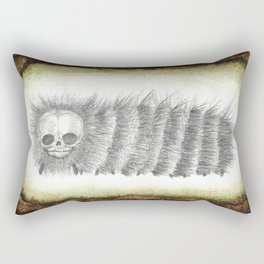 Adalbert's Portrait in Color Rectangular Pillow