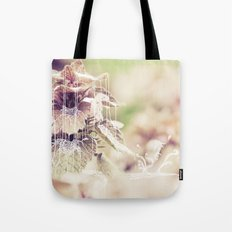 the fountain 2 Tote Bag