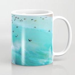 Surf Lessons Coffee Mug