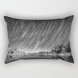 World Spin Rectangular Pillow