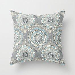 Modern Farmhouse Moroccan Throw Pillow
