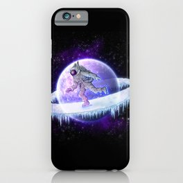 spaceskater iPhone Case