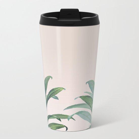 Aloe Metal Travel Mug