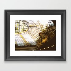 Beneath the Rotunda 2 Framed Art Print