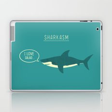 Sharkasm Laptop & iPad Skin