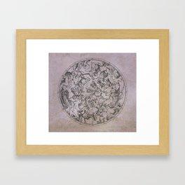 Vintage Constellations & Astrological Signs | Beetroot Paper Framed Art Print