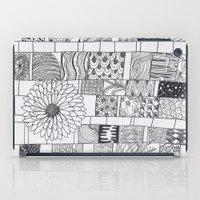 calendar iPad Cases featuring Bloom Calendar by sinonelineman
