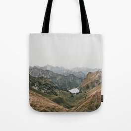 Gentle - landscape photography Tote Bag