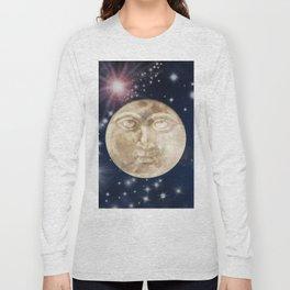 Man in the Moon Long Sleeve T-shirt