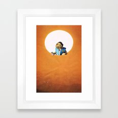 This is not a super bock... Framed Art Print
