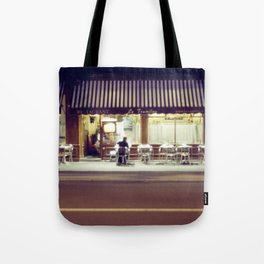 Paris by Night IV Tote Bag