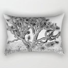 Joshua Tree Giant by CREYES Rectangular Pillow