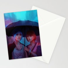 Life Is Strange - Chloe & Max Stationery Cards