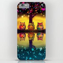 owl-202 iPhone Case