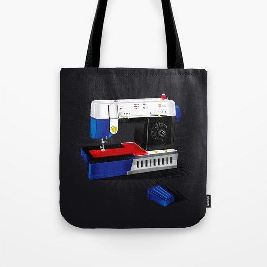 Ma-Singer Tote Bag