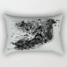 THE LONELY BIRD SONG Rectangular Pillow