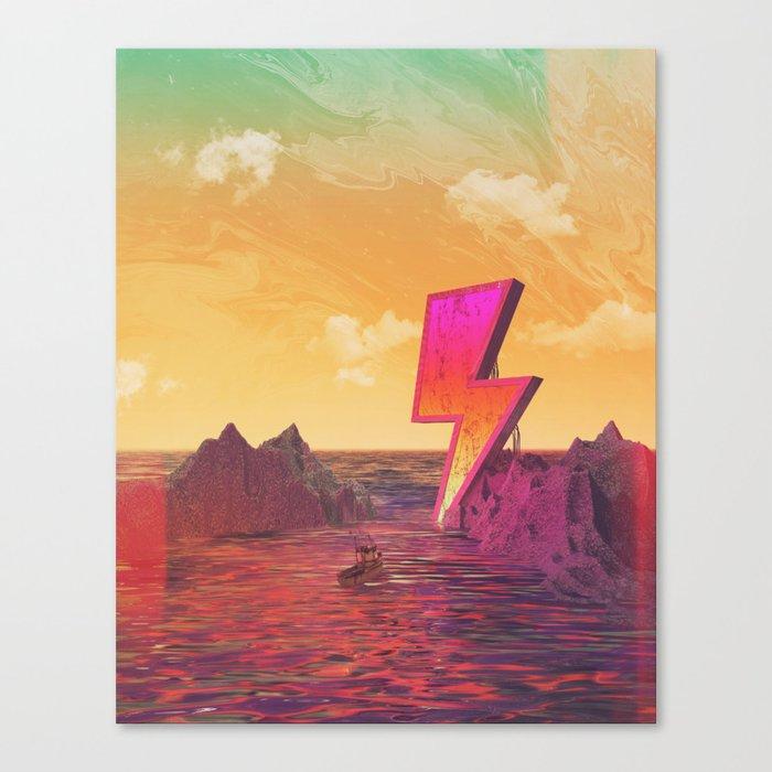 Thunder Bay Canvas Print