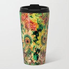 SKULL BOTANICA Travel Mug