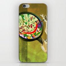 The Joker in The Mirror iPhone & iPod Skin