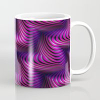 3d Mugs featuring 3D by DagmarMarina