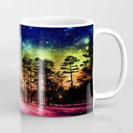 One Magical Night ( Rainbow ) Coffee Mug