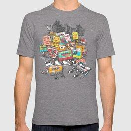 Digital Ruins Our Life T-shirt