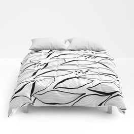 lilies of the valley Comforters