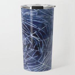 Spiderweb in watercolor Travel Mug