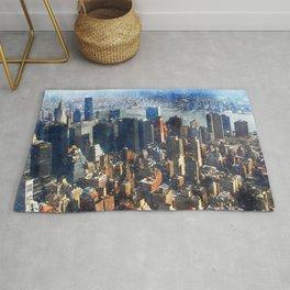 New York City, Boundless Rug