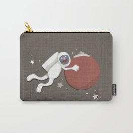 Monster in Space Carry-All Pouch