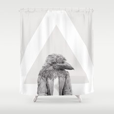Strindberg Shower Curtain