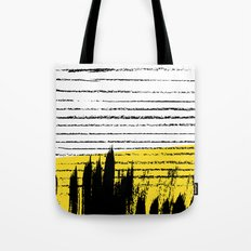 Lines & Strokes 002 Tote Bag