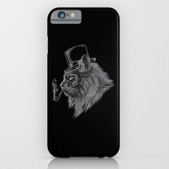 High Class Cat iPhone & iPod Case