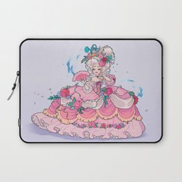 Madame de la Bourgeonnade Laptop Sleeve