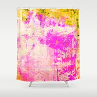 subaru Shower Curtains featuring GJ 504b by Fernando Vieira
