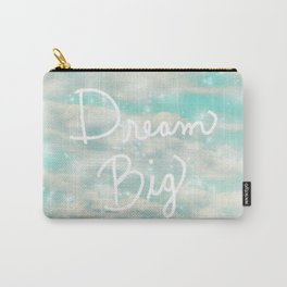 Dream Big (Turquoise) Carry-All Pouch