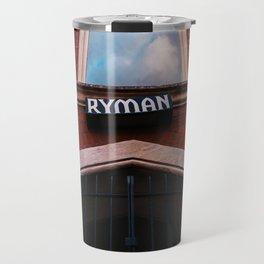 The Ryman Travel Mug