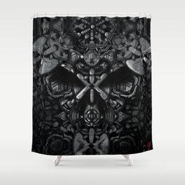 DreamMachine IV Shower Curtain