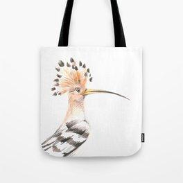 Hairy Bird Tote Bag