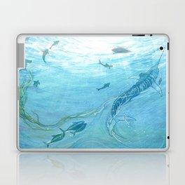 The Old Man & the Sea Laptop & iPad Skin