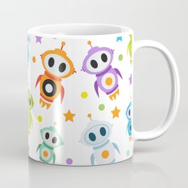 Fun Robots for Kids of All Ages Coffee Mug