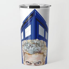 Twelfth Doctor Who Travel Mug