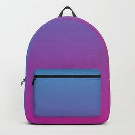 RETRO BLAST - Minimal Plain Soft Mood Color Blend Prints Backpack